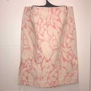 J Crew Floral Skirt-8